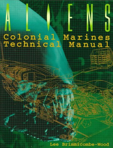 9780061053436: Aliens: Colonial Marines Technical Manual