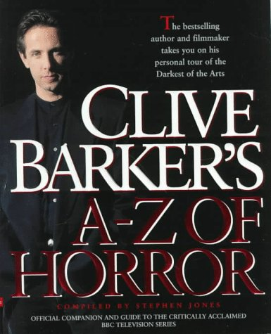 9780061053672: Clive Barker's A-Z Horror