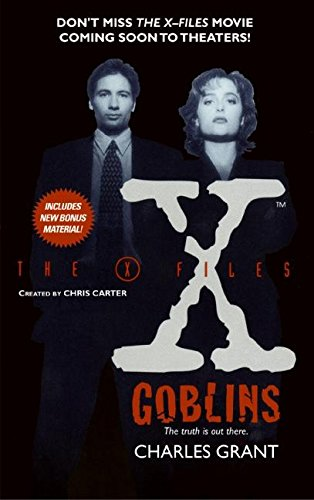 9780061054143: Goblins (The X-Files, Bk. 1)