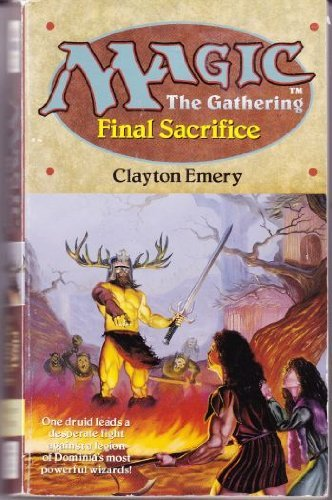 9780061054204: Magic: the Gathering: Final Sacrifice No 4