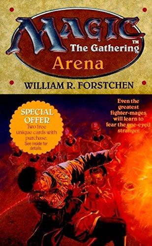 9780061054242: Arena: Magic the Gathering