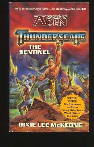 9780061054600: The Sentinel (Thunderscape) (v. 1)