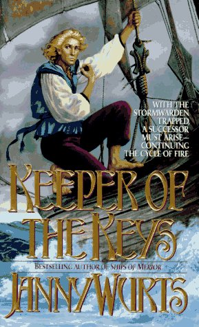 9780061054617: Keeper of the Keys (Cycle of Fire, No 2)