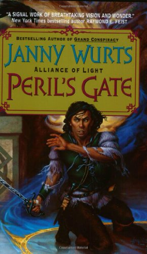9780061054679: Peril's Gate (Wars of Light and Shadow, Book 6)