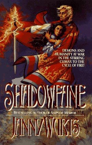 9780061054709: Shadowfane (Cycle of Fire/Janny Wurts, Bk 3)