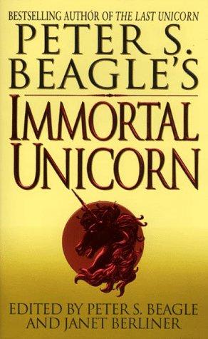 9780061054808: Immortal Unicorn: Volume One