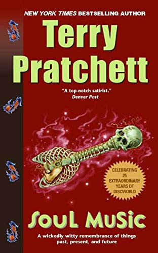 9780061054891: Soul Music: A Novel of Discworld