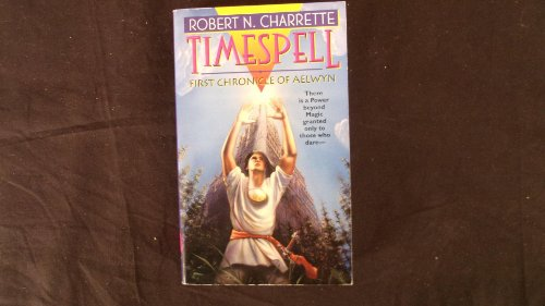 9780061054983: Timespell: First Chronicle of Aelwyn