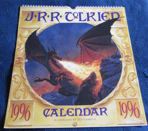 9780061055041: Cal 96: J.R.R. Tolkien Calendar 1996