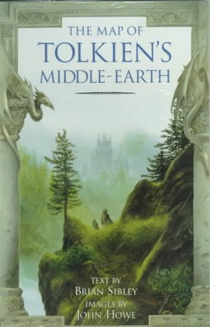 9780061055065: The Map of Tolkien's Middle-earth