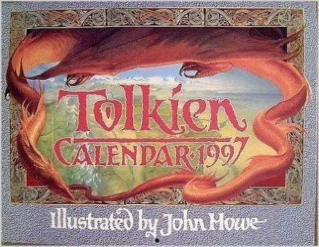 9780061055256: 1997 Tolkien Calendar