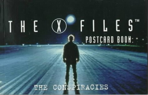 9780061055270: The X-Files Postcard Book: The Conspiracies