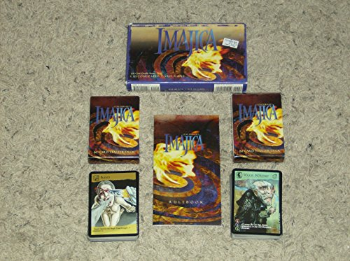 9780061055355: Imajica Customizable Card Game - Starter Deck