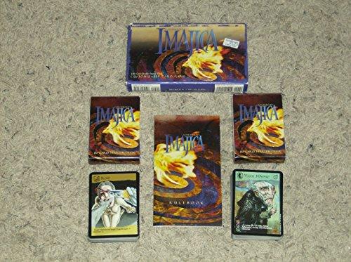 9780061055355: Imajica Customizable Card Game - Starter Deck
