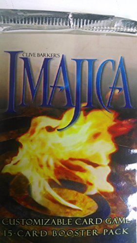 9780061055362: Clive Barker's Imajica: Card Game