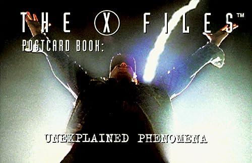 9780061055386: X-Files Postcard Book: Unexplained Phenomena