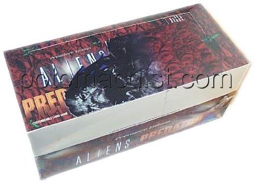 9780061055478: Aliens Predator CCG Starter Deck Prepack