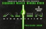 9780061055584: Alien Resurrection Postcard Book
