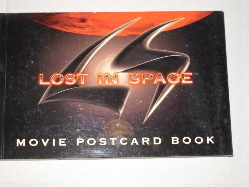 Lost in Space Movie Postcard Book: English, Jack (Photography By.)
