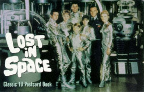 9780061055836: Lost in Space Classic Postcard Book