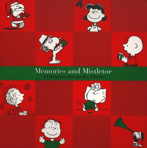 9780061055850: Memories and Mistletoe: A Christmas Keepsake Album