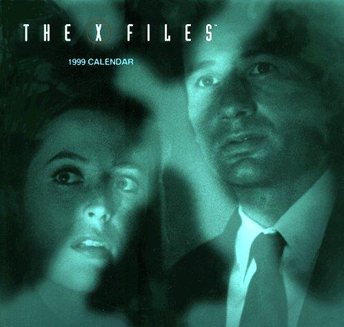 9780061055881: Cal 99 X-Files Calendar