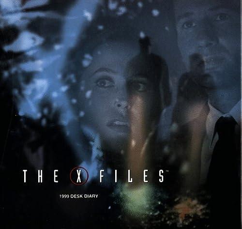 9780061055898: The X Files Desk Diary 1999 (X-Files)