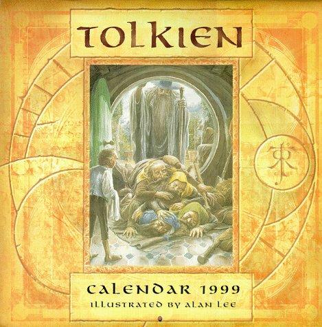 9780061055911: 1999 Tolkien Calendar