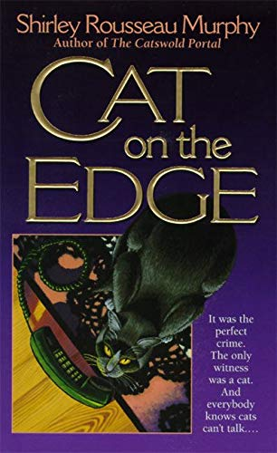 9780061056000: Cat on the Edge: A Joe Grey Mystery (Joe Grey Mystery Series)