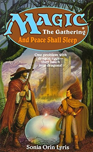 9780061056192: Magic 9 / Peace Shall Sleep (Magic: the Gathering)