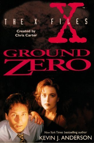 9780061056208: Ground Zero (The X-Files)