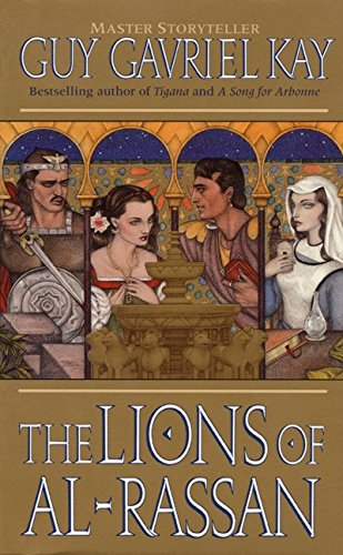 9780061056215: The Lions of Al-Rassan