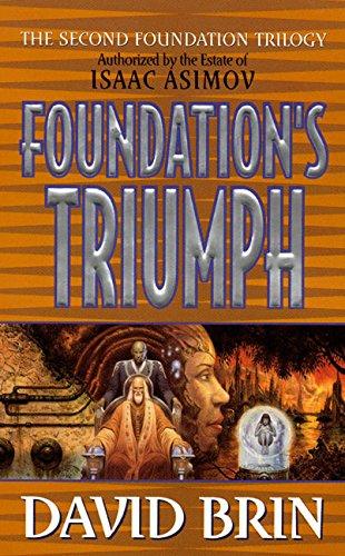 9780061056390: Foundation's Triumph (Second Foundation Trilogy)