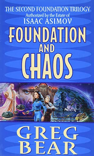 9780061056406: Foundation and Chaos: The Second Foundation Trilogy