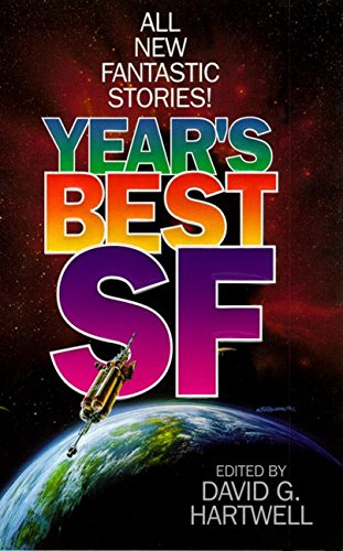 9780061056413: The Year's Best Science Fiction: No.1 (Year's Best SF (Science Fiction))