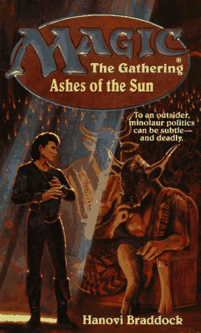 9780061056499: Magic: the Gathering: Ashes of the Sun No 7
