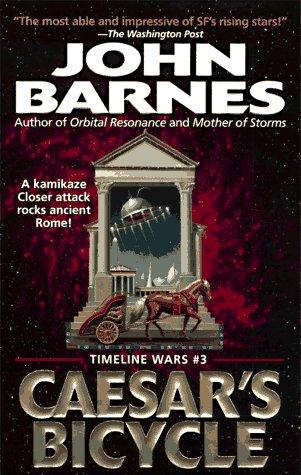 Caesar's Bicycle (Timeline Wars): John Barnes