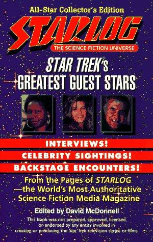 9780061056628: Starlog: Star Trek's Greatest Guest Stars: Star Trek's Guest Stars