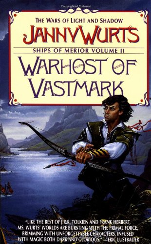 9780061056673: Warhost of Vastmark (Wars of Light and Shadow)