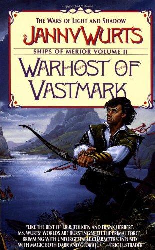 9780061056673: Warhost of Vastmark (Wars of Light and Shadow)