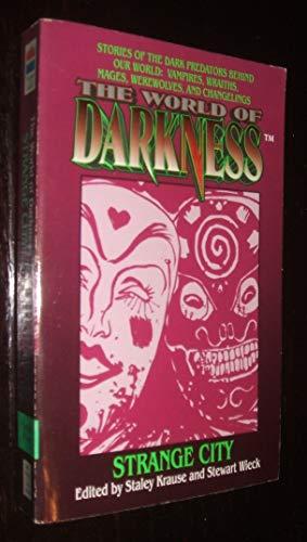 9780061056680: Strange City: Anthology (The World of Darkness)