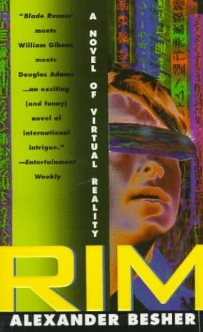 9780061056697: Rim: A Novel of Virtual Reality