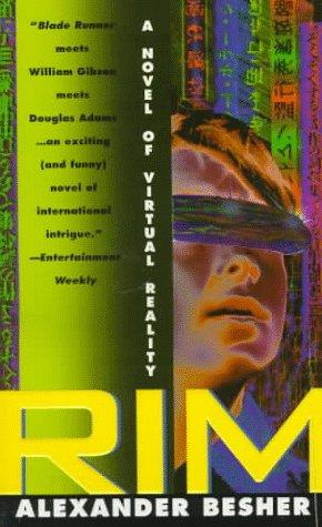 9780061056697: Rim: A Novel of Virtual Reality