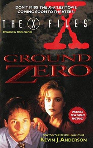 9780061056772: Ground Zero (X-Files (HarperCollins Unnumbered))