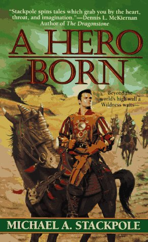 9780061056802: A Hero Born (Realms of Chaos: The First Book)