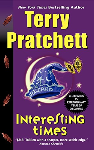 9780061056901: Interesting Times (Discworld Novels)