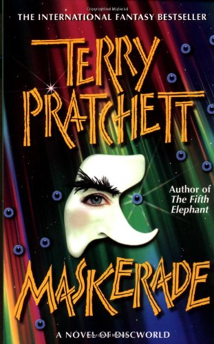 9780061056918: Maskerade (Discworld )
