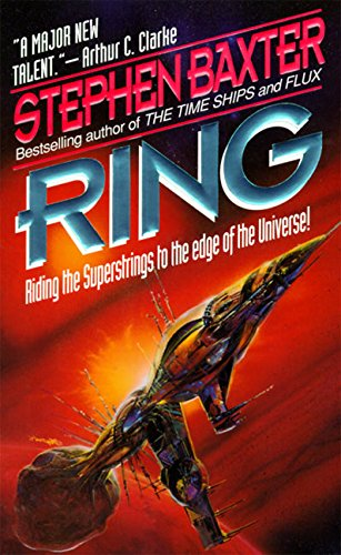 9780061056949: Ring (The Xeelee Sequence)