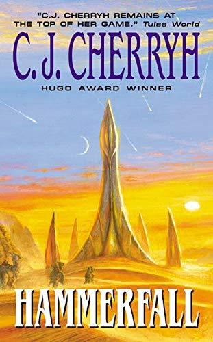 Hammerfall (Gene Wars) (9780061057090) by Cherryh, C. J.