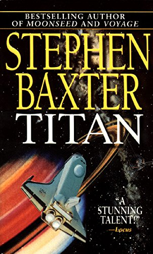 9780061057137: Titan (NASA Trilogy, Book 2)